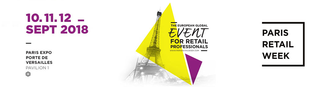 Paris Retail Week 2018